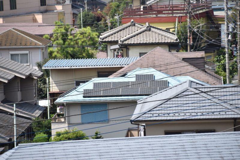 塚原様邸(シャープ太陽光発電3.12kW設置)