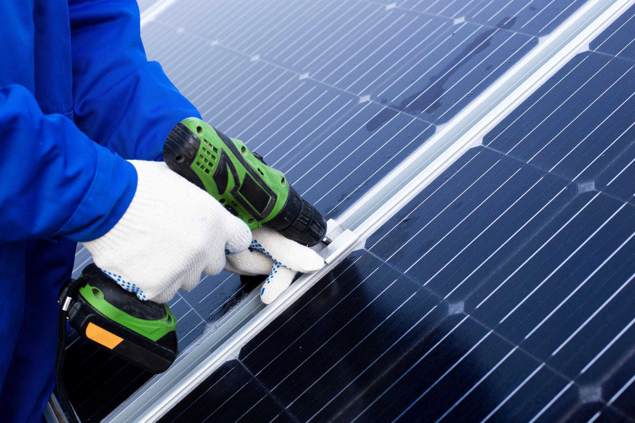 発電所を売買する前に、リパワリング(修繕、修理)工事