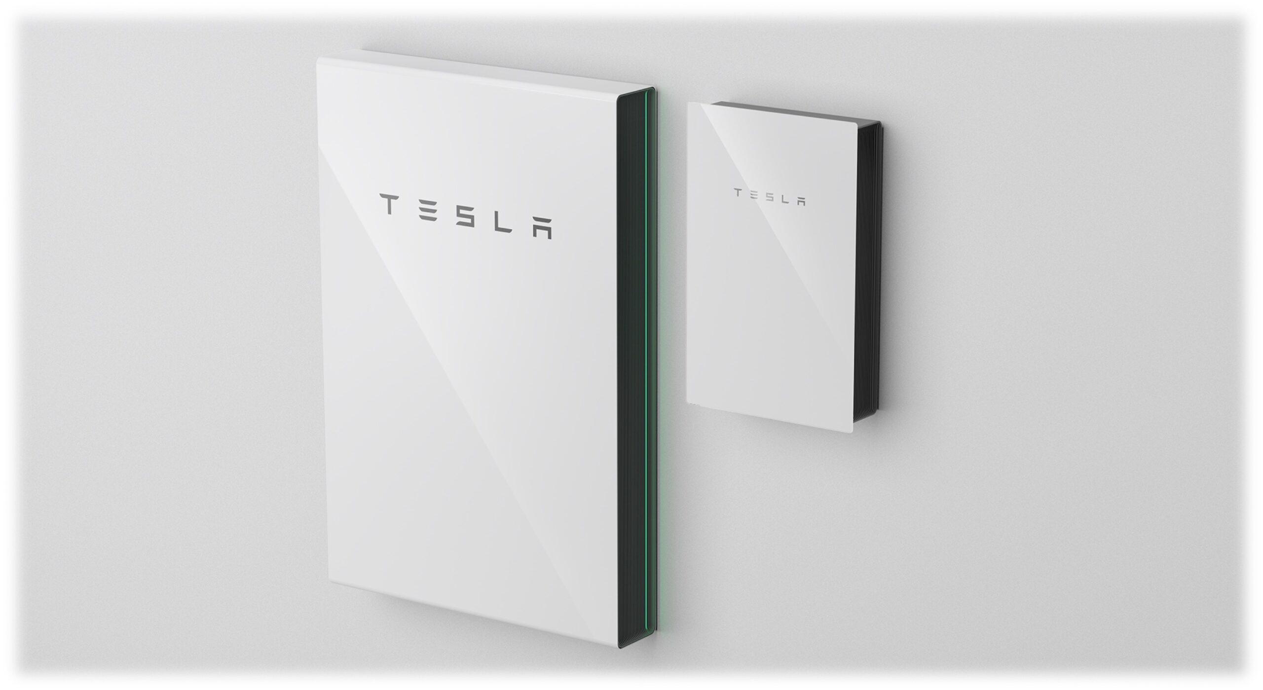 家庭用蓄電池テスラPowerwall(パワーウォール)