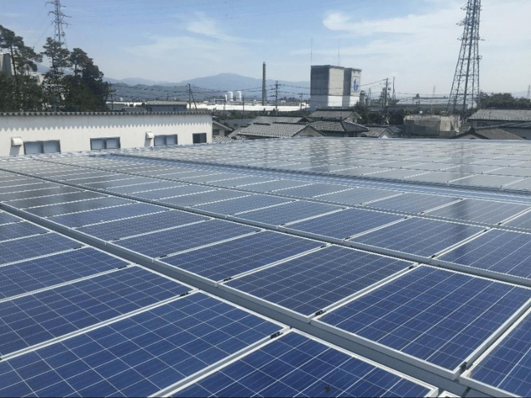 自家消費型太陽光発電システムの設計・施工