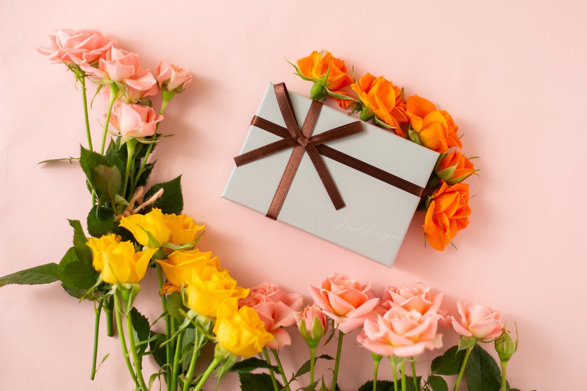 【男性も女性も!】今年のホワイトデーはお花をプレゼントしよう