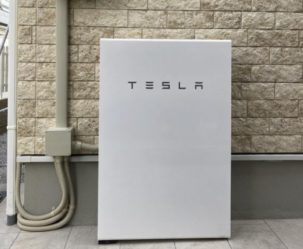 家庭用蓄電池テスラパワーウォ―ル(Powerwall)【設置事例紹介とお客さまの声】
