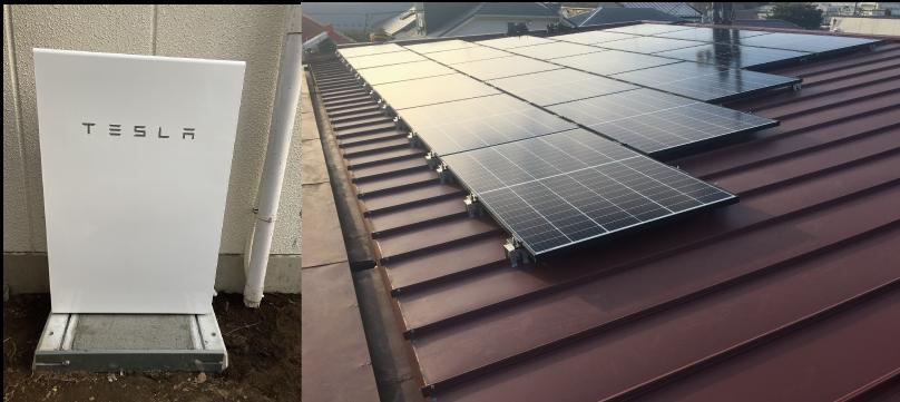 住宅用太陽光発電と蓄電池の設計・施工