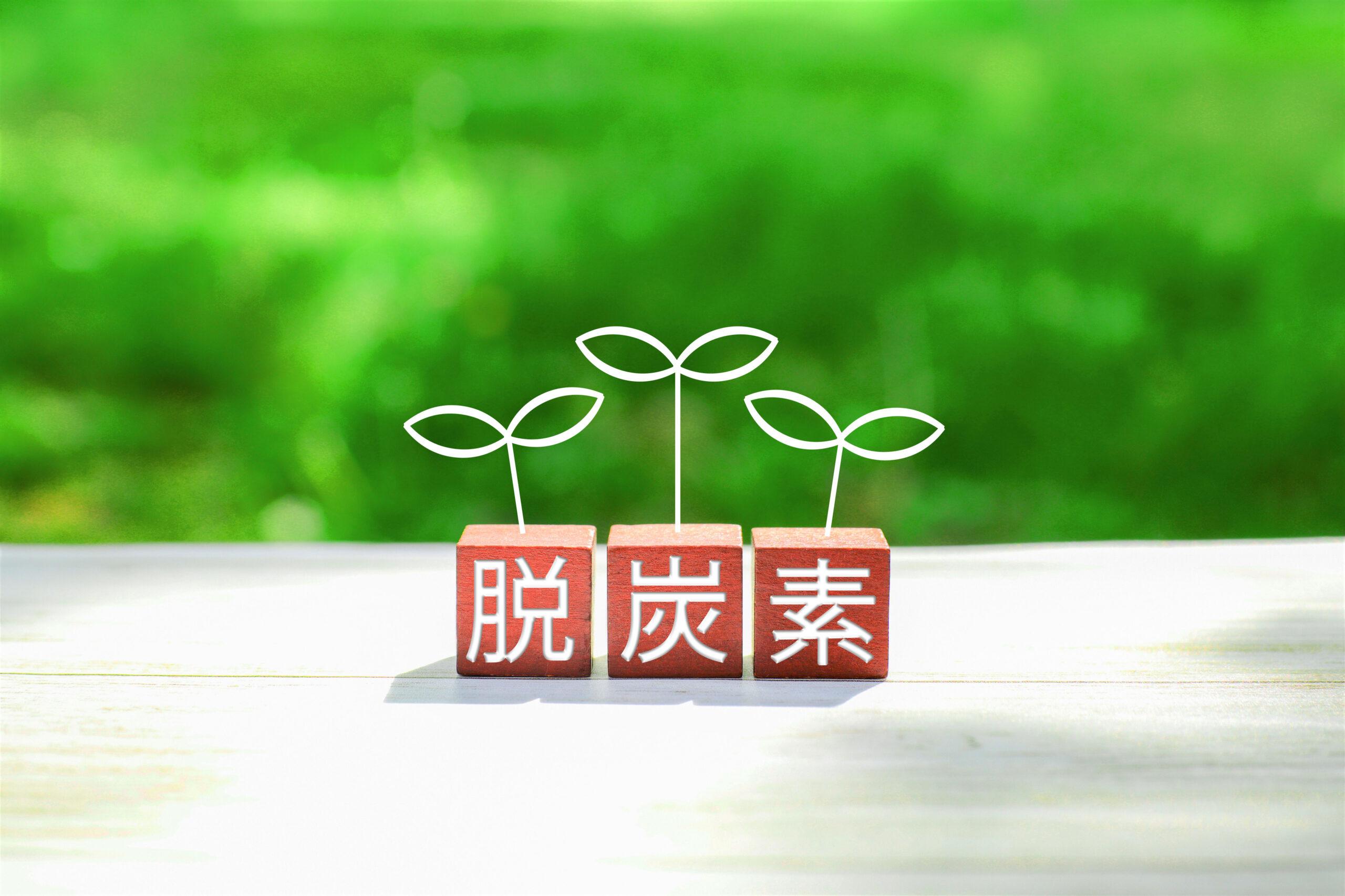 【日本企業の取組事例】中小もカーボンニュートラルを目指すメリットとは?